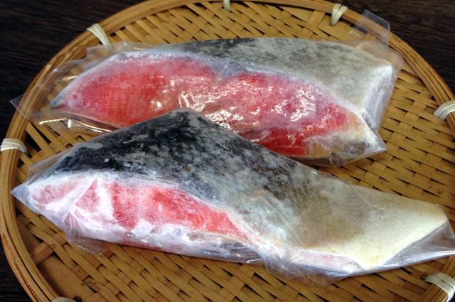 ロシア産 紅鮭